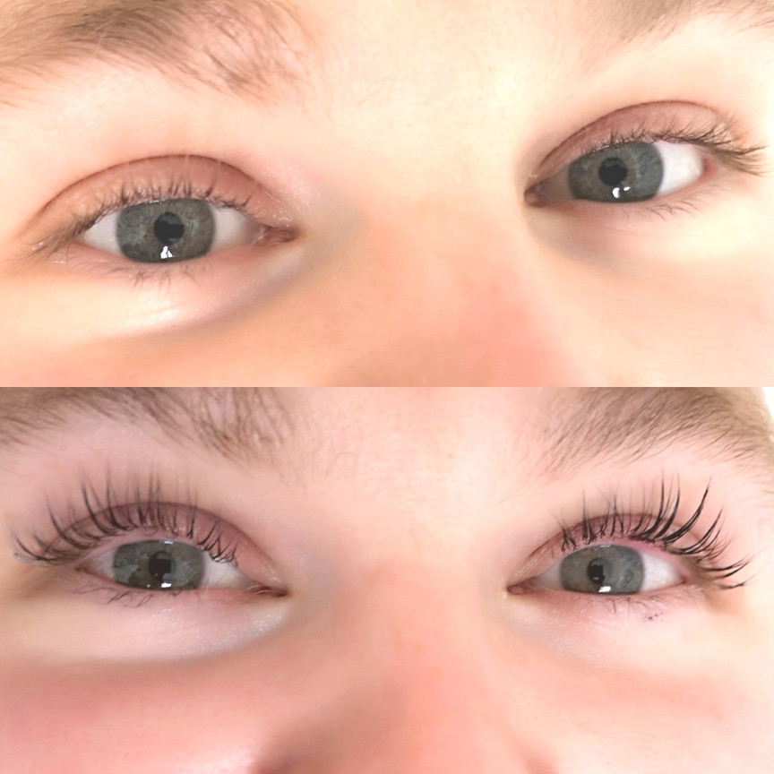Lash Lift & Colour Boost
