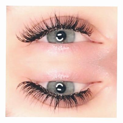 Classic Eyelash Extensions: Maxi