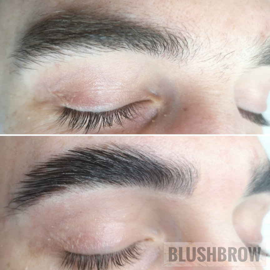 BOY BROWS - LED Brow Lamination