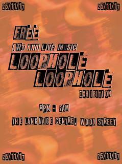 Loophole Exhibition
