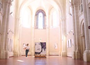 Exposition à la chapelle des Bénédictines
