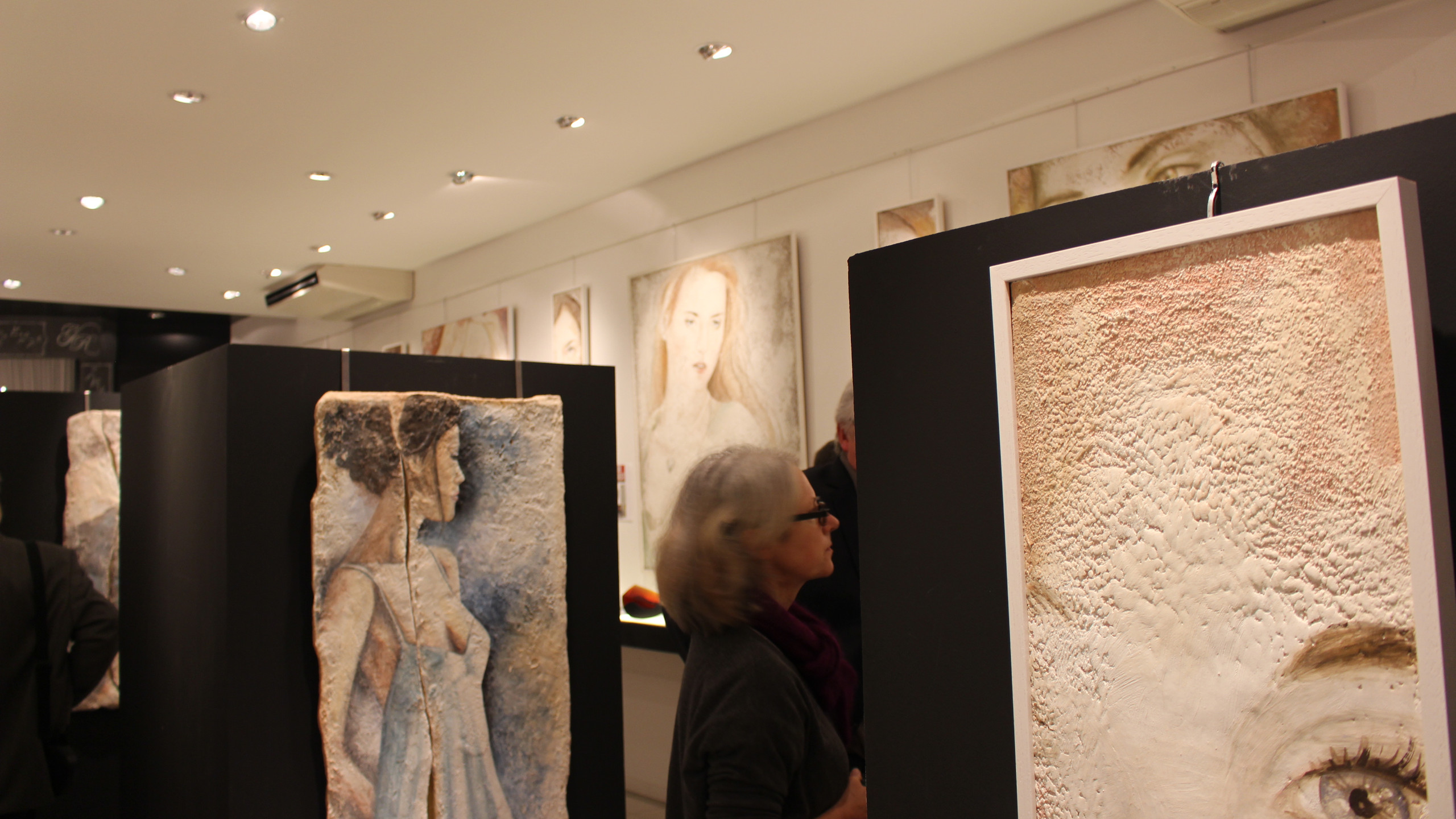 Nathalie Béguier, Galerie Royale