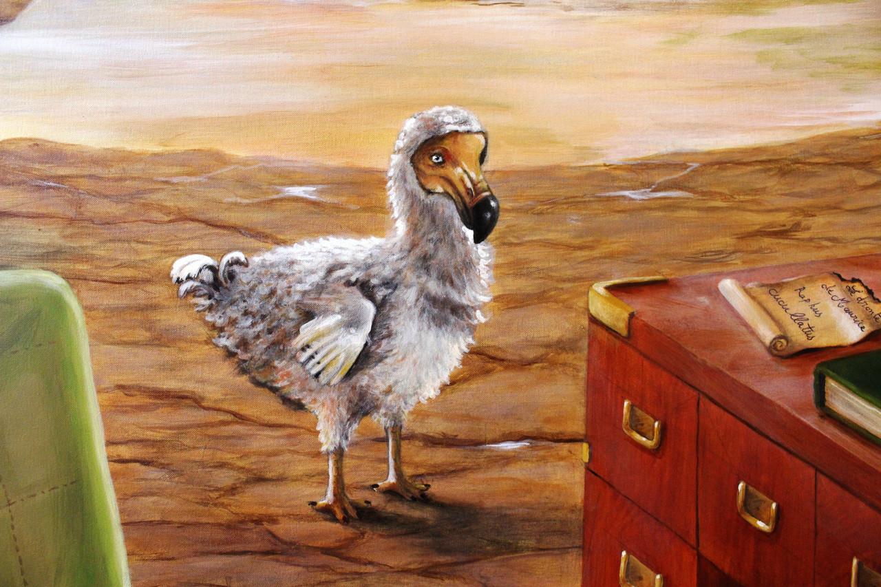 le dodo, lillia