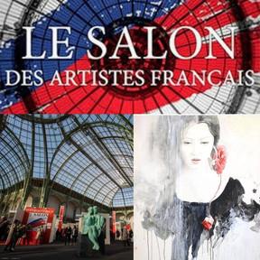 Le Grand Palais: SELECTION OFFICIELLE DE L'ARTISTE LILLIA