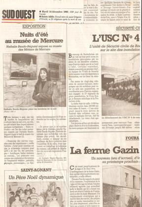 Nuit d'été au musée de Mercure, 1996