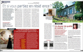 """Témoignage pour le Magazine """"Pratique des Arts"""""""
