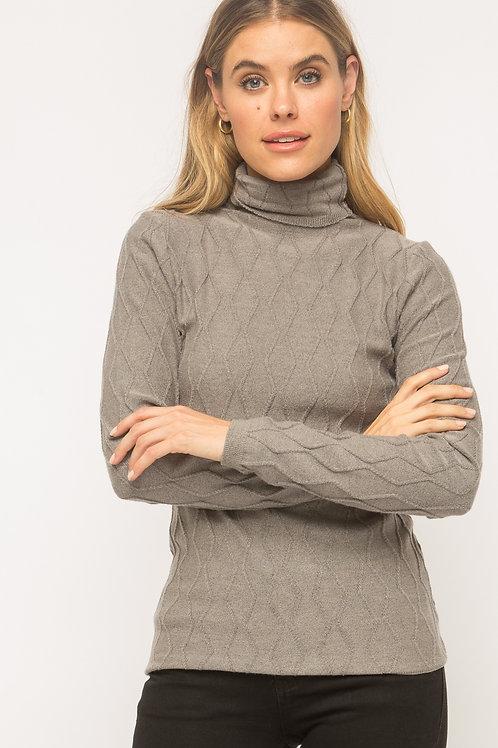 Pullover Slim Sweater