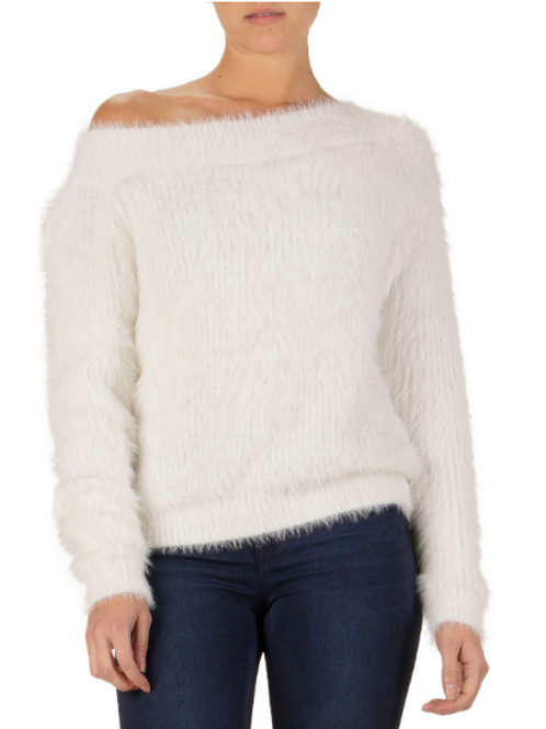 Cozy Eyelash Sweater