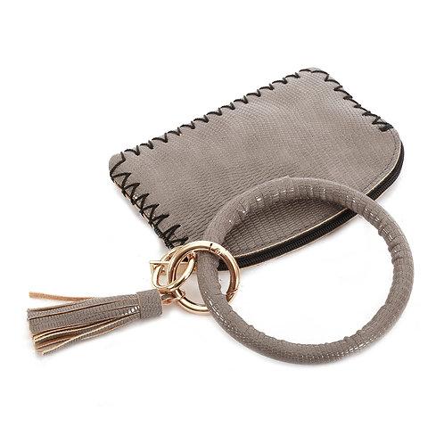 Small Wallet w/Keyring