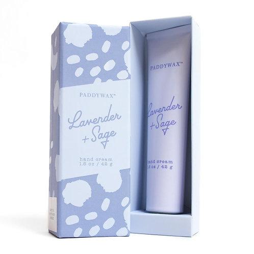 Hand Cream - Lavender + Sage