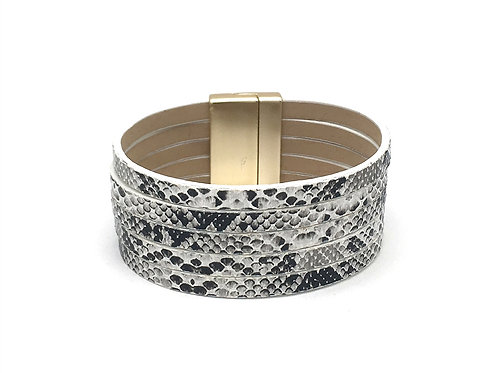 Snakeskin Magnetic Cuff