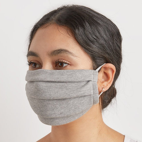 Solid Color Reusable Face Mask