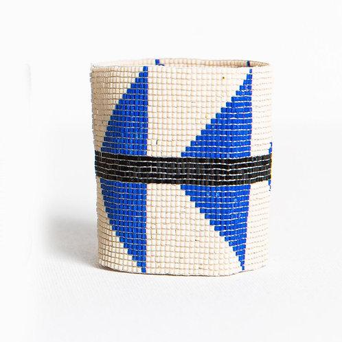 Triangle Stripe Luxe Bracelet