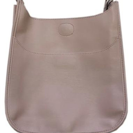 Soft Faux Leather Classic Messenger