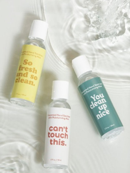 Grab & Go Hand Sanitizer