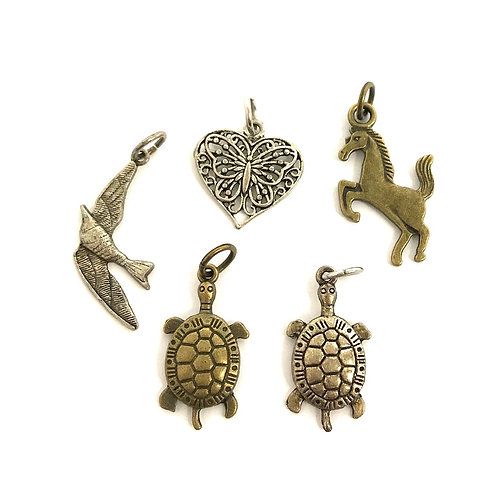 """Creatures & Pets"" Charms"