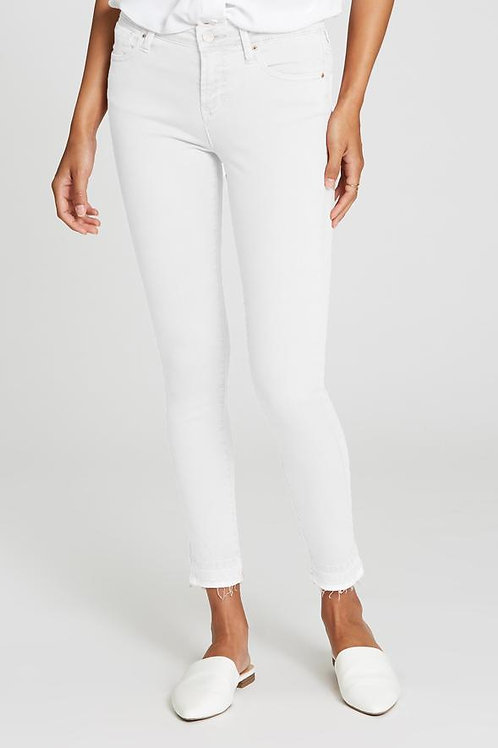 Dear John 'Gisele' High Rise Optic White