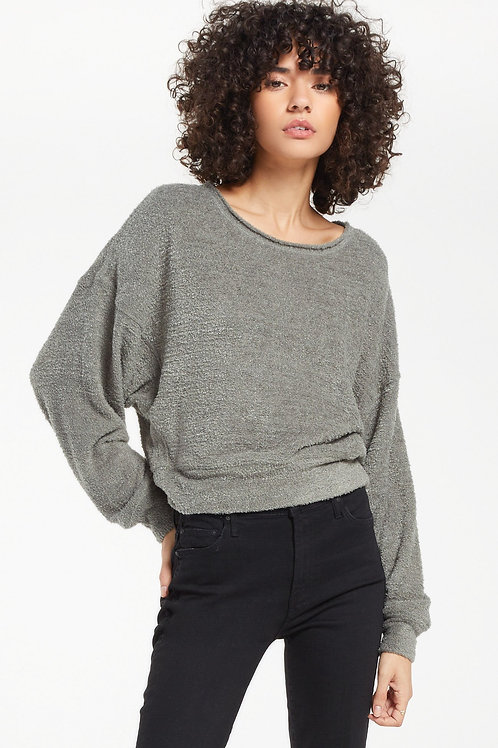 Storm Skimmer Feather Pullover