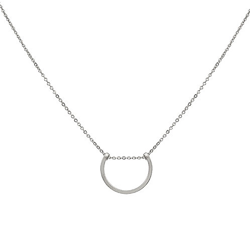 "Simple ""U"" Necklace"