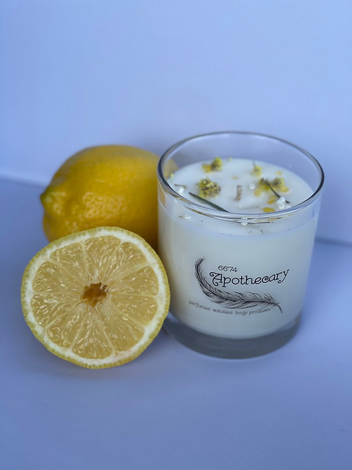 6674 Apothecary Lemon Verbena Candle