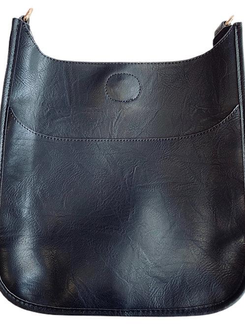 Vegan Leather Classic Messenger