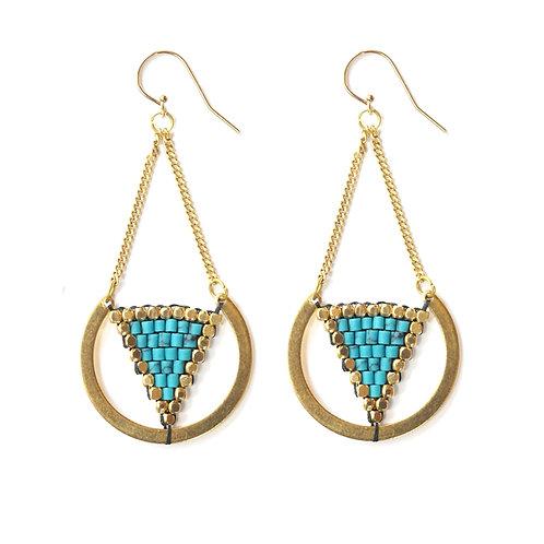 Colorful Strength Earrings