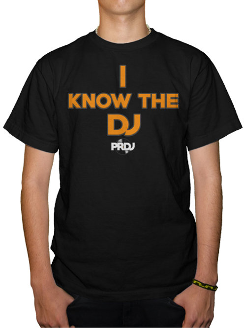 I know the DJ