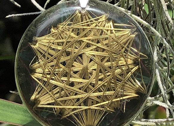 Orgone Golden Micro Equilibrium Vector