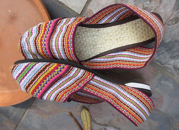 Casual Cotton Shoes, size 9 (39)