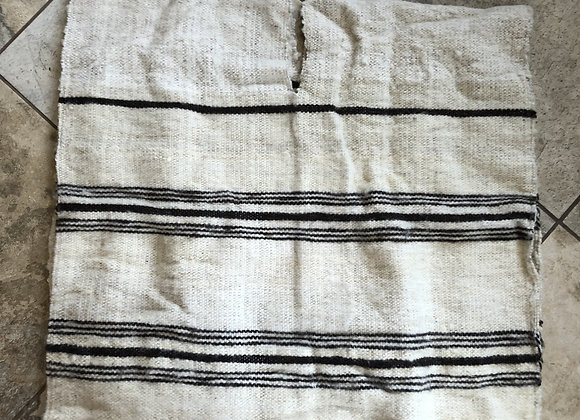 100% Wool Ruana
