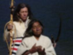 Mama Nuiyuan, Mama Jacinto; Mt. Shasta 2007