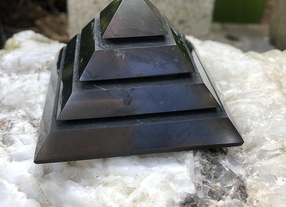 "3"" Shungite pyramid"