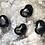 Thumbnail: Shungite puffy hearts