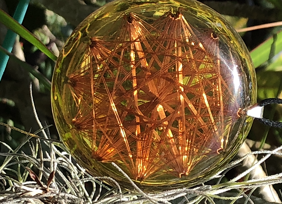 Orgone 12 Vortex Quantic Resonator