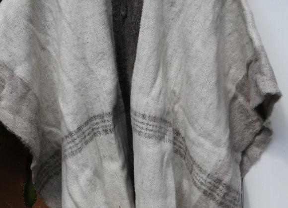 Wool Ruana
