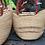 Thumbnail: Small Bolga tote-Afrika, natural