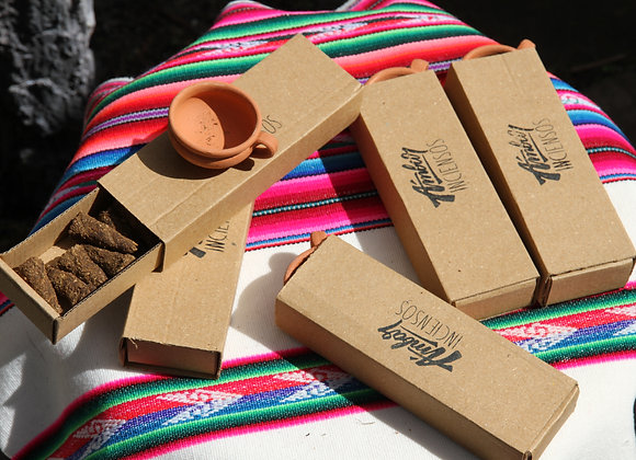 Handcrafted Incense Cones