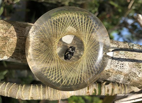 Orgone I-Ching Golden Vortex