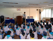어린이 안전교육 지원