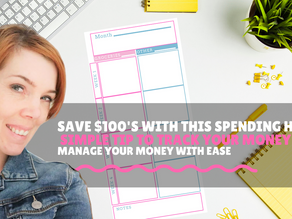 Save $$$ with this simple Hack! /Save Money/ Easy & stress free budgeting
