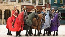 Les enfants chevaliers