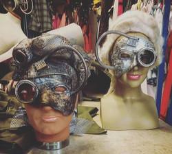 Masques Steam