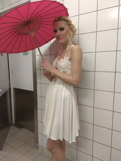 Modèle robe mariée