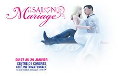 Affiche salon du mariage