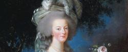 Tableau Marie Antoinette