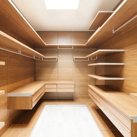 Closet Design Trends