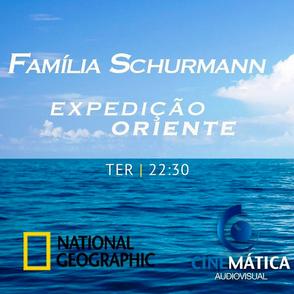 Família Schurmann - Expedição Oriente