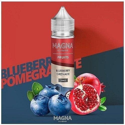 MAGNA 60ML BLUEBERRY GRENADE