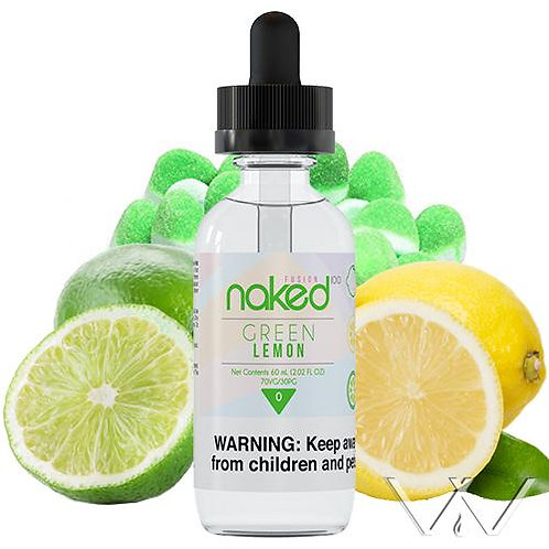 NAKED 100 WATER MELON 60ml.