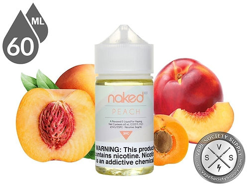 NAKED 100 GUAVA 60ml.
